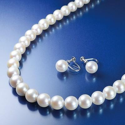 あこや本真珠 花珠ネックレスセット