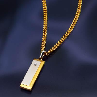 喜平チェーン磁気ネックレス