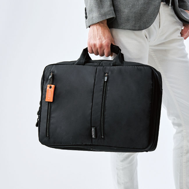 BAGGEX EZフラップ2WAYバッグ