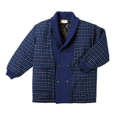 ジャケット風久留米織はんてん