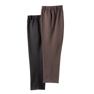 ぽかぽか発熱パンツ2色組