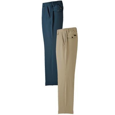 旅に重宝パンツ2色組
