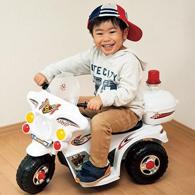 <日本直販> ポリスバイク