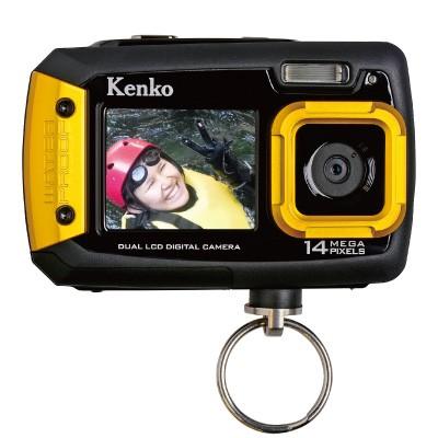 高画質防水デジタルカメラ