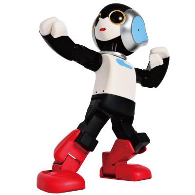 2足歩行ロボット・ロビ2(お着替えニット付特別セット)