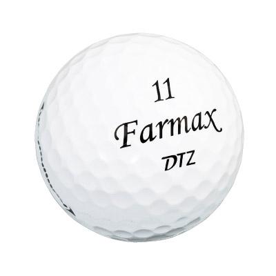 ファーマックス DTZ非公認ボールよりどり3ダース