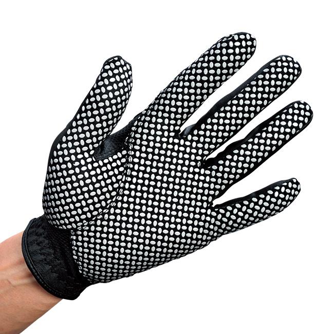 ゴルフステーツ非公認グローブ8枚セット(白4枚+黒4枚)