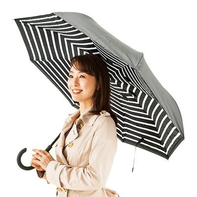 逆さ二重傘