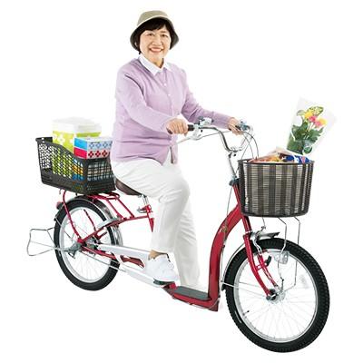 らくらく自転車 こげーる