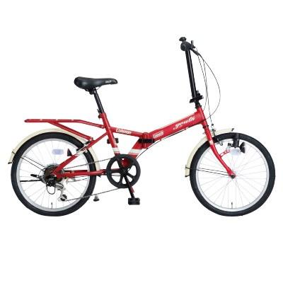 コールマン 折りたたみ自転車