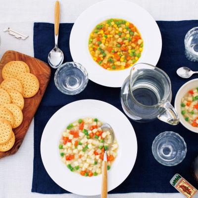 <日本直販> 25年保存の備蓄食「サバイバルフーズ」画像