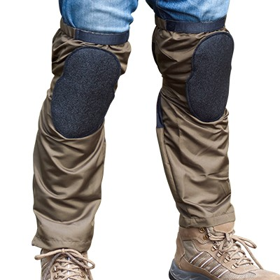 膝パッドカバー2双組