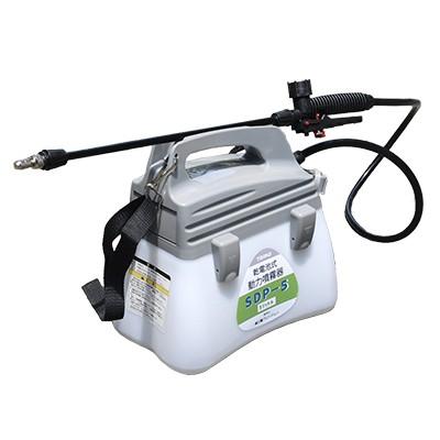 肩かけ式電動噴霧器