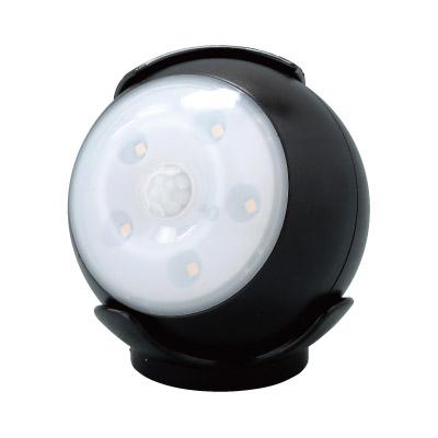 LEDセンサーライト パラレルアイ4個組