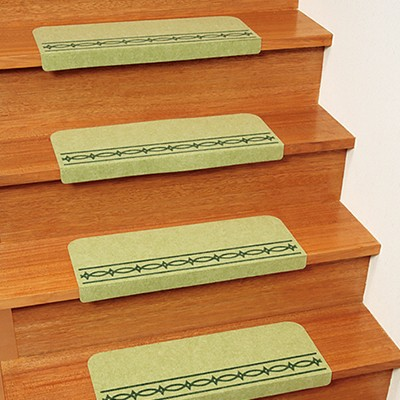 日本直販オンラインコーナー付き階段マット