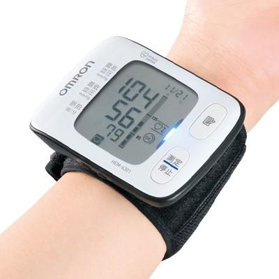 オムロン日本製手首式血圧計