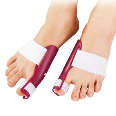 一般医療機器 外反母趾矯正プロテクター(両足用×2セット)