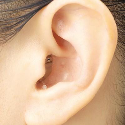 エーストーンフィット補聴器 リモコン付き