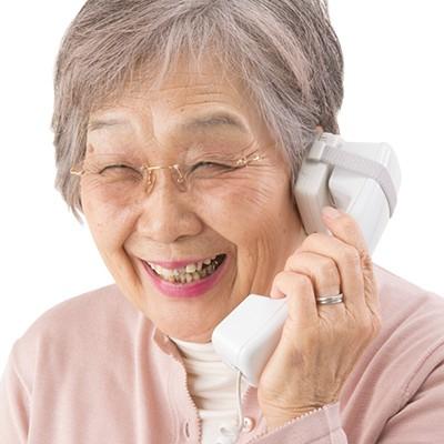 電話用ミニスピーカー