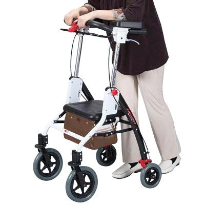 肘置き付き歩行車 アームフィットAR