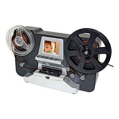<日本直販> 8mmフィルムを簡単にデジタル保存できるレコーダー
