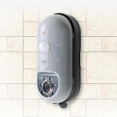 録画できる人感センサーカメラ