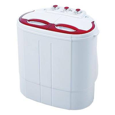 2槽式小型洗濯機