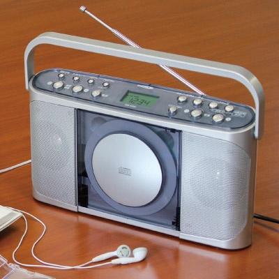 遅聞き早聞きCDラジオ