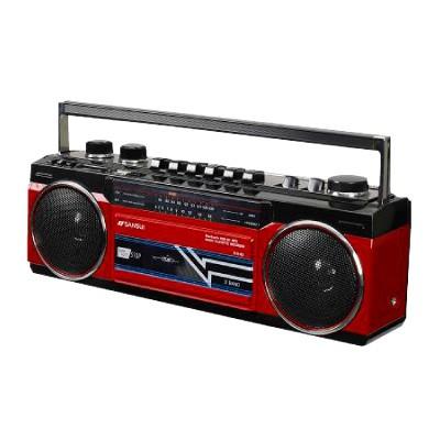 多機能ステレオラジオカセット
