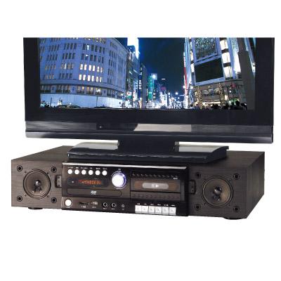 DVD内蔵マルチTV台スピーカー