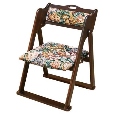 和風折り畳み椅子