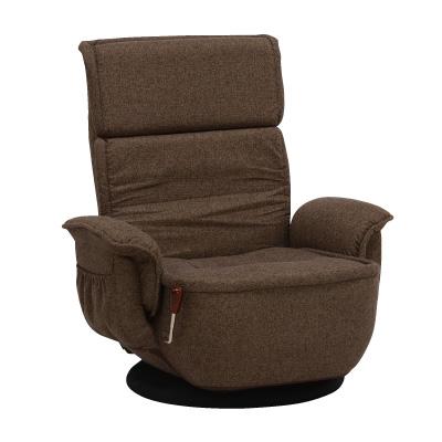 リクライニング回転座椅子
