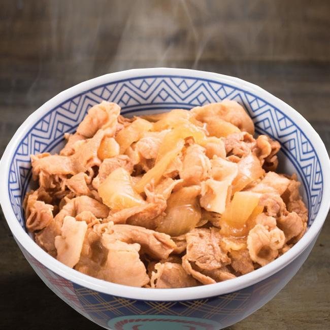 吉野家 豚丼の具30袋(塩分控め)