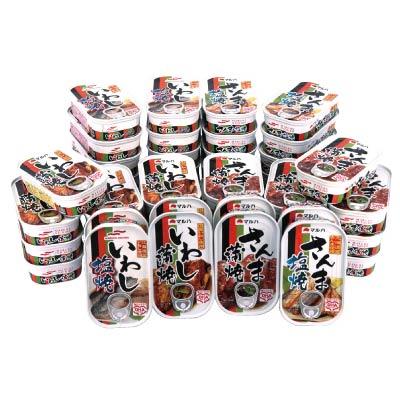 マルハニチロ 惣菜缶詰セット48缶