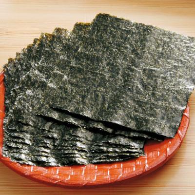 有明海産はねだし焼き海苔・きざみ海苔詰合 計9袋