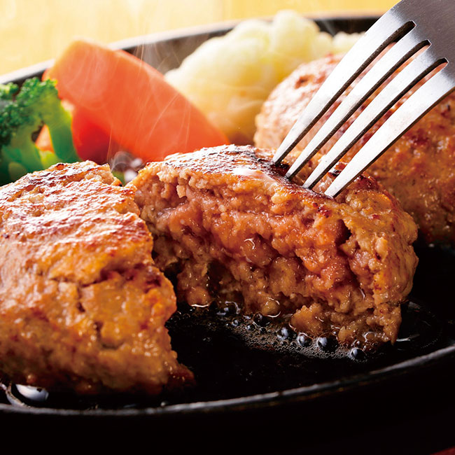大阪黒毛和牛ハンバーグ 16個