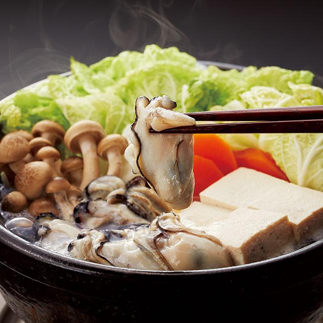 広島産 大粒生冷牡蠣むき身2kg(加熱用)