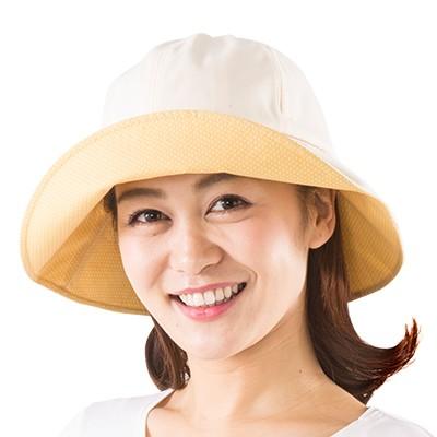 【クラブツーリズム】<ミズノ>着る木陰 ソーラーカットハット 女性用