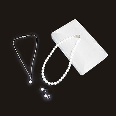 大球9-9.5mm宇和島産本真珠ネックレス特別セット