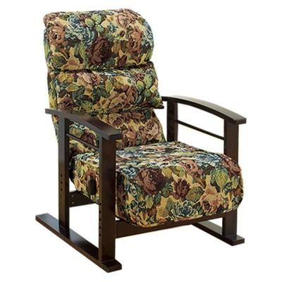 スプリング入り高座椅子