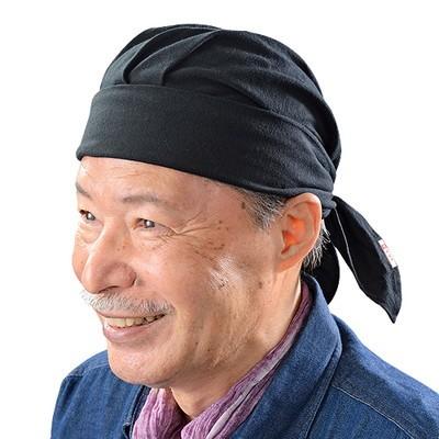 akko「バンダナ帽」かるふわ2色セット