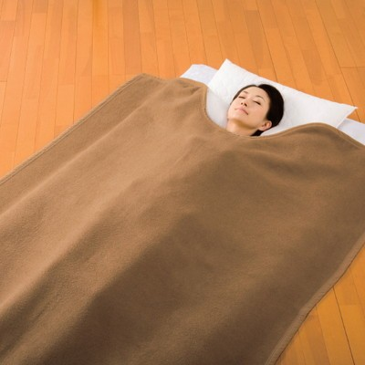 <日本直販> 国産キャメル毛布
