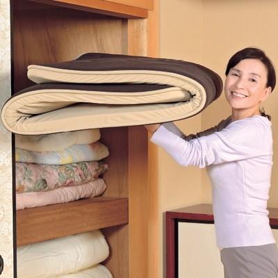 <日本直販> Vラップ(R)使用 軽量敷布団