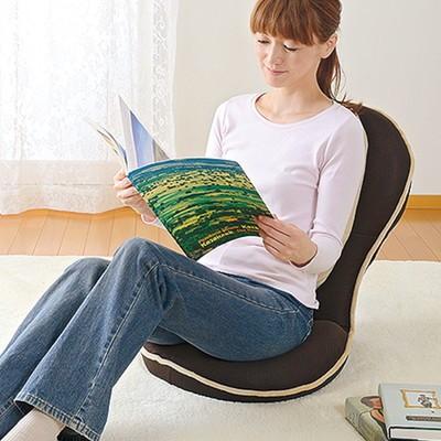 <日本直販> 美姿勢座椅子 モフモフタイプ