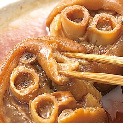 <日本直販> 豚足やわらか煮4kgセット